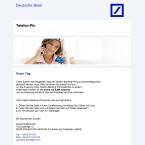 Bei dieser Betrugsmasche sparen die Betrüger sich den Umweg über eine Webseite. Die E-Mail enthält für den Login keinen Link, so wie auch die echten E-Mails der Deutschen Bank niemals auf das Onlinebanking verlinken. Im Anhang befindet sich ein Formular, welches ihr ausfüllen und absenden sollt. Tut das niemals, denn die Daten werden direkt an Kriminelle gesendet.