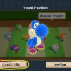 Blauer Yoshi