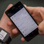 Gemessene Aktivitäten lassen sich schnell per Bluetooth 4.0 auf das Smartphone spielen.