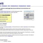 Die Software Audacity steht für Mac, Windows oder Linux zur Verfügung und kann kostenlos auf netzwelt oder auf der Seite des Herstellers heruntergeladen werden.