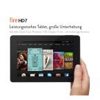 Den Tablet-PC Fire HD 7 mit 7 Zoll HD-Display, WLAN und 8 Gigabyte Speicher bekommt ihr für 79 Euro statt 199 Euro. Ihr spart heute 40 Euro.
