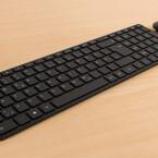 Maus und Tastatur gibt es im Set als Designer Bluetooth Desktop. Es ist...