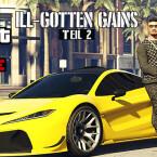 """Der zweite """"Ill-Gotten Gains""""-DLC für GTA Online erscheint am 8. Juli."""