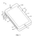 Die von Apple eingereichte Zeichnung erinnert auf den ersten Blick an das iPhone 4. Jedoch...