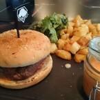 Zum Abschluss noch einmal der Big Boss Burger - Der sieht aber auch lecker aus!