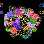 """""""Cubistry"""" ist ein 3D-Denkspiel, bei dem identische Würfel gefunden werden müssen. Normalpreis: 91 Cent."""