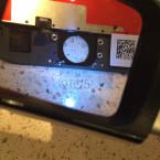 ...des neuen Touch ID-Sensors aufgetaucht.