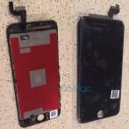 Display-Vorderseite von iPhone 6 und iPhone 6S im Vergleich.