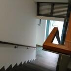 Treppenhaus des netzwelt-Büros.