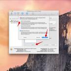 """Um das Partitionsschema festzulegen, klickt ihr auf """"Optionen …"""" und wählt anschließend das gewünschte Schema aus. Standard für den Mac ist die Option """"GUID-Partitionstabelle"""". Bestätigt die Wahl mit einem Klick auf """"OK""""."""