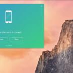 """Sobald die Geräte sich gefunden haben, wird das auf dem Mac angezeigt. Ihr müsst die Verbindungsanforderung des iPhones auf dem Mac bestätigen. Klickt dazu auf """"Accept""""."""