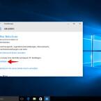 """Die Umwandlung eures Kontos ist damit abgeschlossen. Gegebenenfalls müsst ihr eure Identität noch bestätigen, bevor ihr das Microsoft-Konto unter Windows 10 in vollem Umfang nutzen könnt. Klickt dafür den Link """"Bestätigen"""" an und folgt den Anweisungen auf dem Bildschirm."""