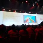 Das Mate S bietet ein 5,5 Zoll großes Full-HD. Geschützt durch die neueste Generation von Cornings Gorilla Glass.
