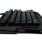 Den Tastaturblock brauchen ohnehin nur die wenigsten Spieler - also lässt Logitech ihn bei der G410 einfach weg. Das ...