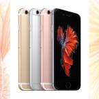 Das iPhone 6S erscheint in vier Farben.