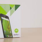 Das Motorola Moto X Play ist seit Mitte August in Deutschland erhältlich.