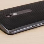 Die Kamera auf der Rückseite des Motorola Moto X Play löst mit 21 Megapixeln auf.