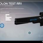 Omolon Test RR1 - Scharfschützengewehr