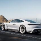 In dieser Form wird Porsches Mission E wohl nie in den Handel kommen.