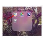 Ruft euch die Karten-App von Apple auf eurem iPhone, iPad oder iPod touch auf.