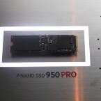 Die Samsung SSD 950 PRO erscheint im Oktober mit zweierlei Speicherkapazität.