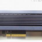 Die SSD 950 PRO verfügt über eine PCI Express-Schnittstelle.