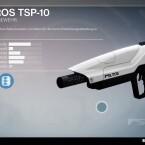 Suros TSP-10 - Impulsgewehr
