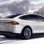 ... das Anbringen eines Dachgepäckträgers. Gepäcklösung gibt es im Zubehörprogramm von Tesla.