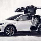 Wer jetzt ein Model X bestellt, muss bis mindestens Mitte 2016 auf die Auslieferung warten.