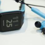 TomTom Spark -Watch und Headset