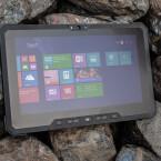 Kein 08/15-Tablet: Das Dell Latitude 12 Rugged Tablet hinterlässt im Test bleibenden Eindruck. Auch, weil ...