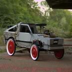 DeLorean Marke Eigenbau 1
