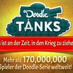 """Für das Rätselspiel """"Doodle Tanks HD"""" möchte der Versandhändler normalerweise 2,75 von euch sehen. Also zuschlagen!"""
