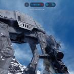 Einfach nur schön. Besonders Walker Assault punktet mit Optik und Star Wars-Charme.