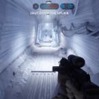 Die Eisgänge aus Star Wars V können so lange erforscht werden, bis einen der Bildschirmtod einholt.