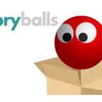 """Insgesamt 44 Standard- und 36 Bonuslevels warten in """"Factory Balls"""" auf euch. Die App kostet regulär 76 Cent."""