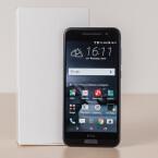 Das HTC One A9 ist in der netzwelt-Redaktion eingetroffen.