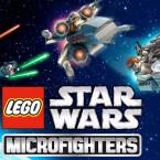 """Fliegt für die Rebellion oder schließt euch der dunklen Seite an. Spielt als das Imperium. Auch die """"Lego Starwars Microfighters"""" gibt jetzt kostenlos. Regilärer Preis: 74 Cent."""