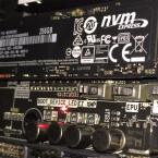 Samsungs 950 Pro-SSD auf einer Intel Z170-Plattform.