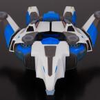 Euer Einsatzraumschiff verfügt über drei verschiedene Modi.