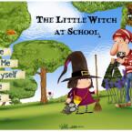 """Begleitet die kleine Hexe in der App """"The Little Witch at School"""" auf ihrer Schullaufbahn. Das Vergnügen kostet normalerweise 3,49 Euro."""