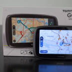 Das TomTom Go 5100 verfügt über ein 5 Zoll-Display.