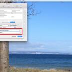 """Wählt oben in dem weißen Kasten den betreffenden SMTP-Server aus, der zu dem gerade bearbeiteten Account passt. Klickt im unteren Teil des Fensters auf """"Erweitert"""" und überprüft dort alle Daten. Achtet vor allem auf die Felder """"Port"""", """"Benutzername"""" und """"Passwort """". Gebt die Daten exakt so ein, wie das euer E-Mail-Anbieter vorgibt."""