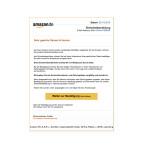 Angeblich ändert Amazon die Datenschutzbestimmungen und deshalb sollt ihr euer Konto bestätigen. Fallt auf diesen Betrugsversuch nicht rein und klickt keinen Link in dieser E-Mail an.