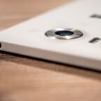 An der Oberseite finden Nutzer beim Microsoft Lumia 950 den Kopfhöreranschluss.