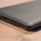 Das Gehäuse des Microsoft Lumia 950 XL besteht aus Kunststoff.