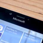 Das Microsoft Lumia 950 XL bietet eine 5-Megapixel-Frontkamera.