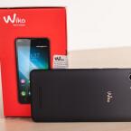 Das Wiko Lenny 2 bietet auf der Rückseite eine 5-Megapixel-Kamera. Diese konnte im Test aber nicht überzeugen.