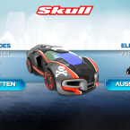Eure Autos können mit verschiedenen Gadgets ausgerüstet werden.