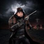 Der bayrische Polizist hat es sogar ins Fallout-Universum geschafft.